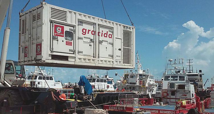 renta de bombas de agua en mexico gracida industria maritimo - INDUSTRIAS