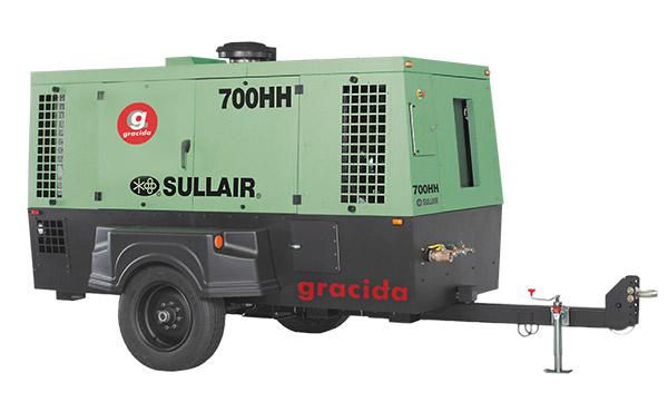 renta de compresores de aire en mexico gracida - COMPRESOR KRSP2