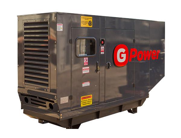renta de generadores de energia en mexico gracida - GENERADORES DE 150KW-500KW