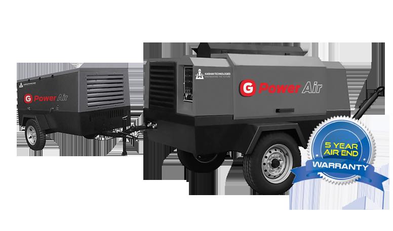 renta de bombas hidraulicas en mexico compresor kgcy garantia 5 - COMPRESOR KGCY - COMPRESORES PORTÁTILES